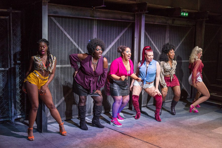 The Life at Southwark Playhouse