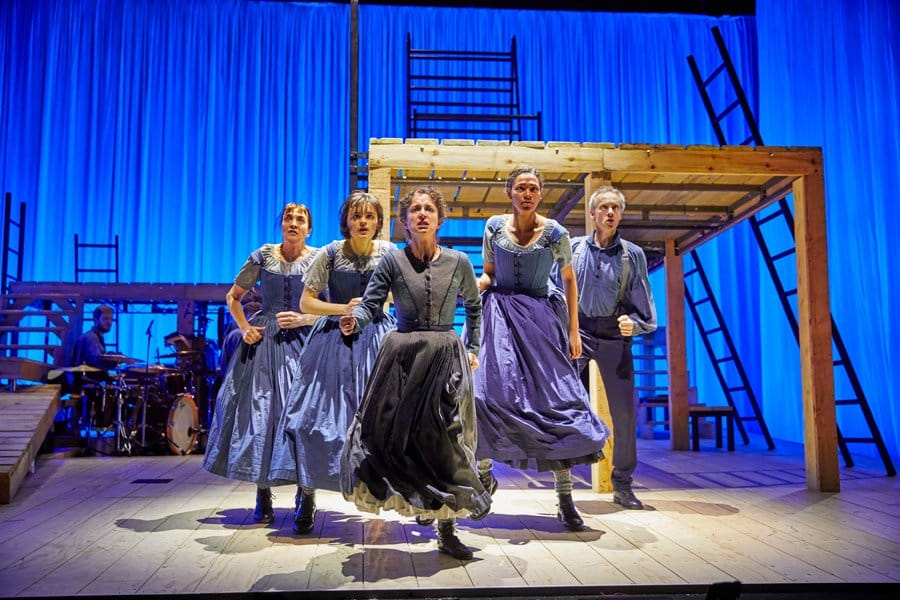 Jane Eyre UK Tour