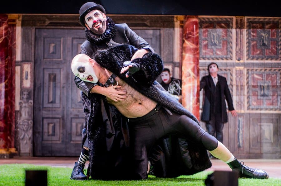 Book now for Romeo and Juliet at Shakespeare's Globe