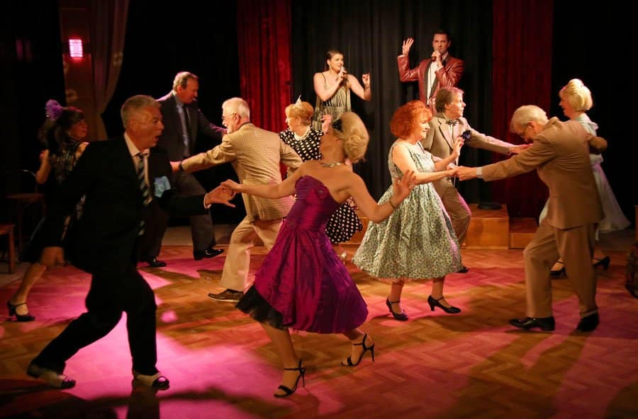 Book tickets for Ballroom at Waterloo East Theatre