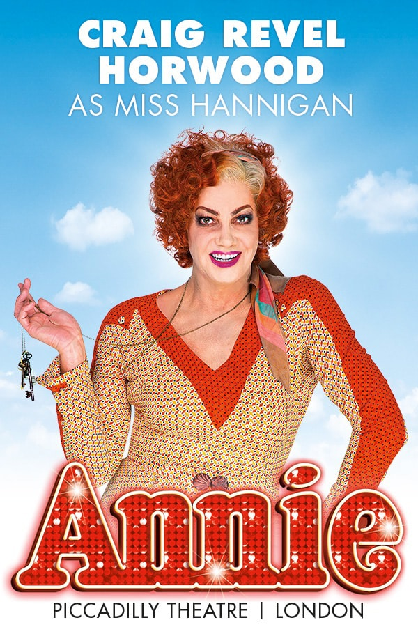 Annie Touring May