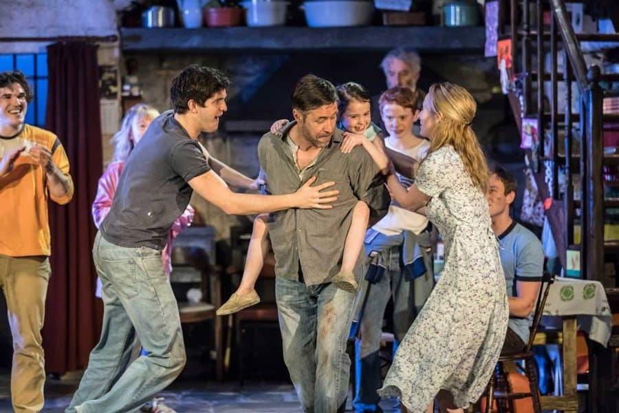 Jez Butterworth's The Ferryman at Royal Court