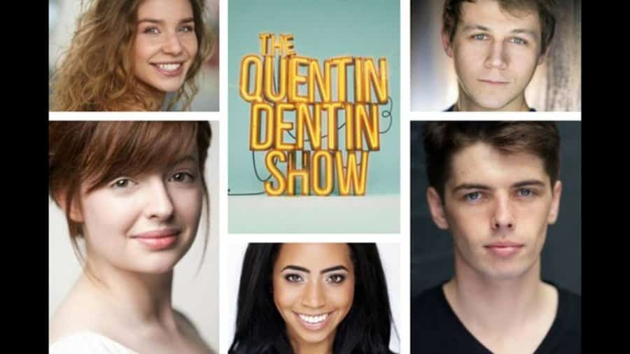 Quentin Dentin Show at Tristan Bates Theatre