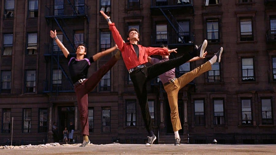 Top 100 Greatest Musicals - West Side Story - Number 6