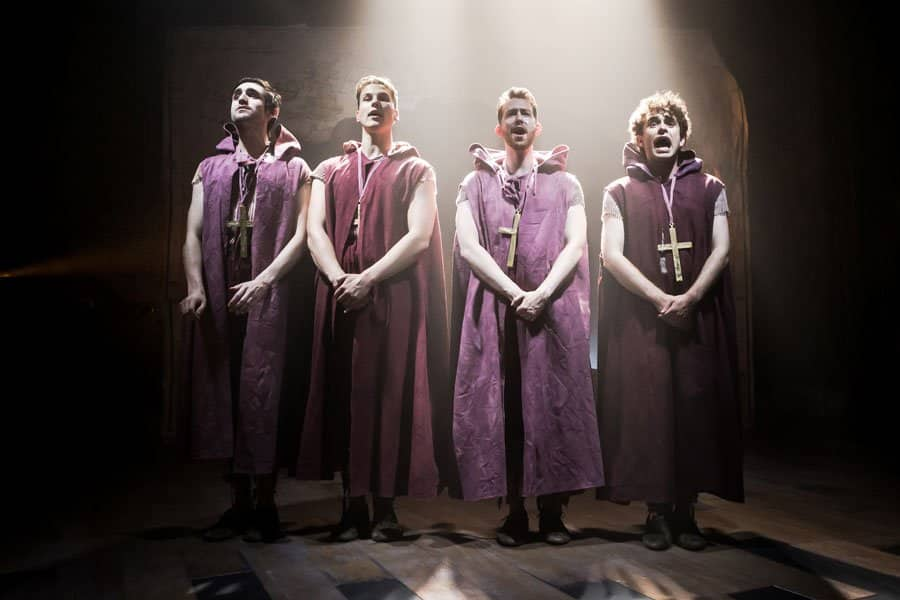 Blondel a musical by Tim Rice now playing at the Union Theatre