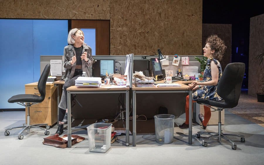 Book tickets to Gloria at Hampstead Theatre