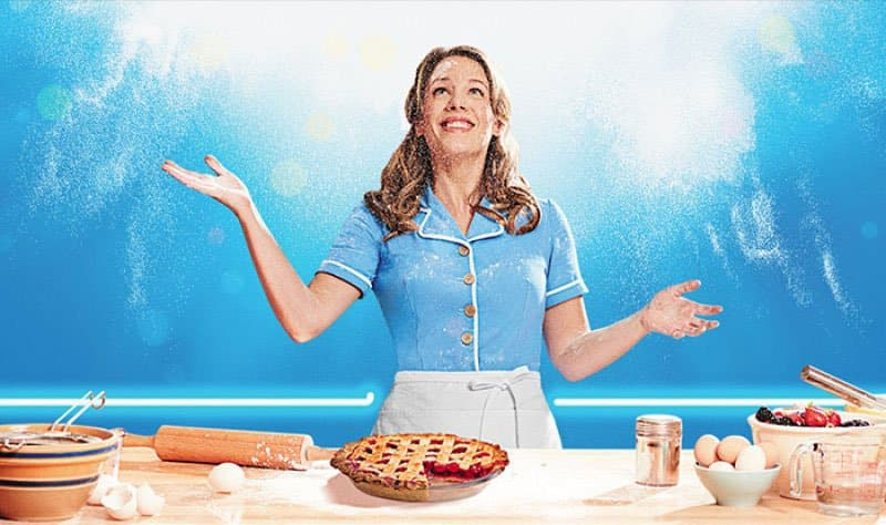 Waitress musical tickets Broadway