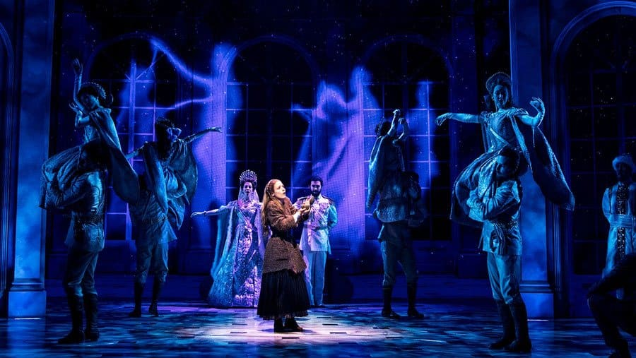Book tickets for Anastasia the musical on Broadway