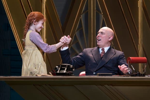 Annie Piccadilly Theatre