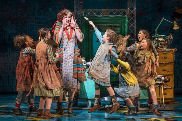 Book tickets for Annie at the Piccadilly Theatre starring Miranda Hart