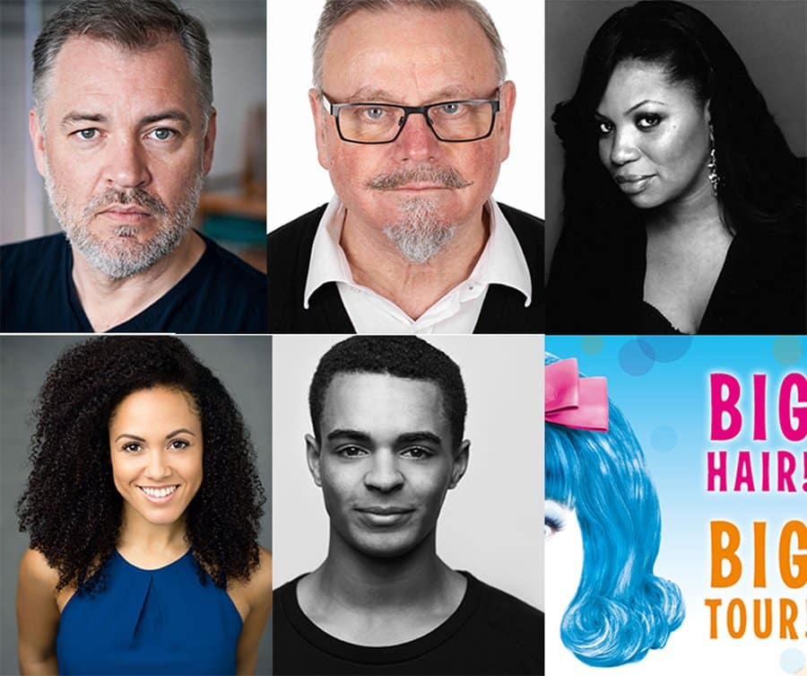 Hairspray UK Tour Cast 2017-18