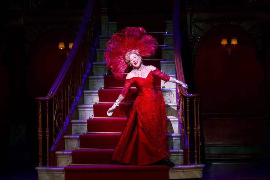 Hello Dolly Bette Midler Tickets Broadway
