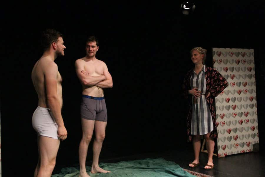 The English Heart at Etcetera Theatre