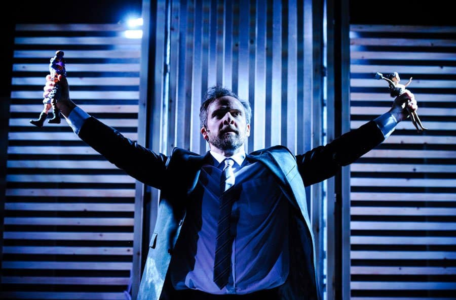 Superhero at Southwark Playhouse