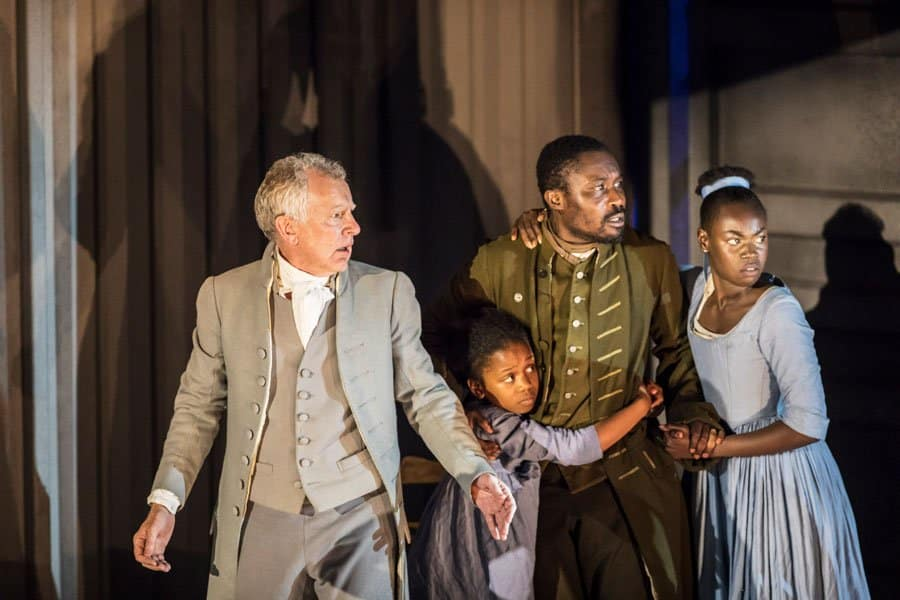 A Tale Of Two Cities at Regent's Park Open Air Theatre