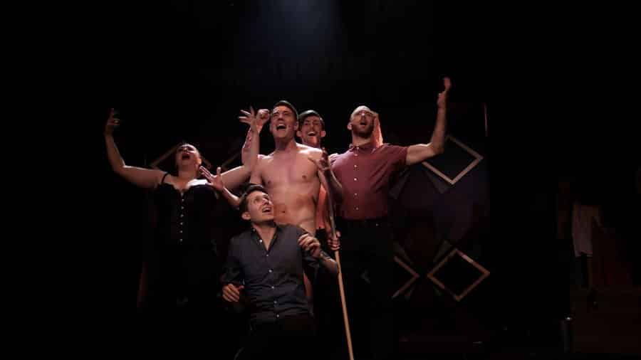 Boys In The Buff at Stockwell Playhouse