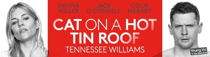 Cat On A Hot Tin Roof Apollo Theatre