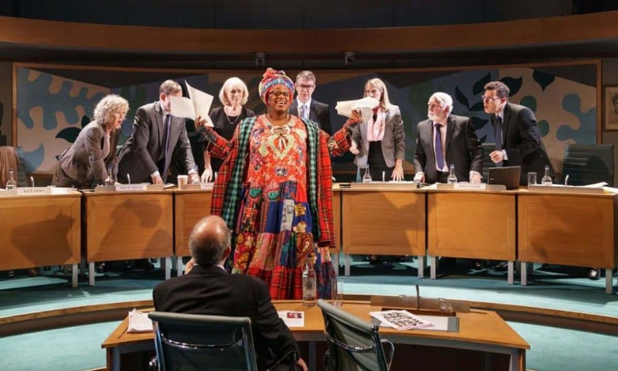 Committee the musical at the Donmar Warehouse