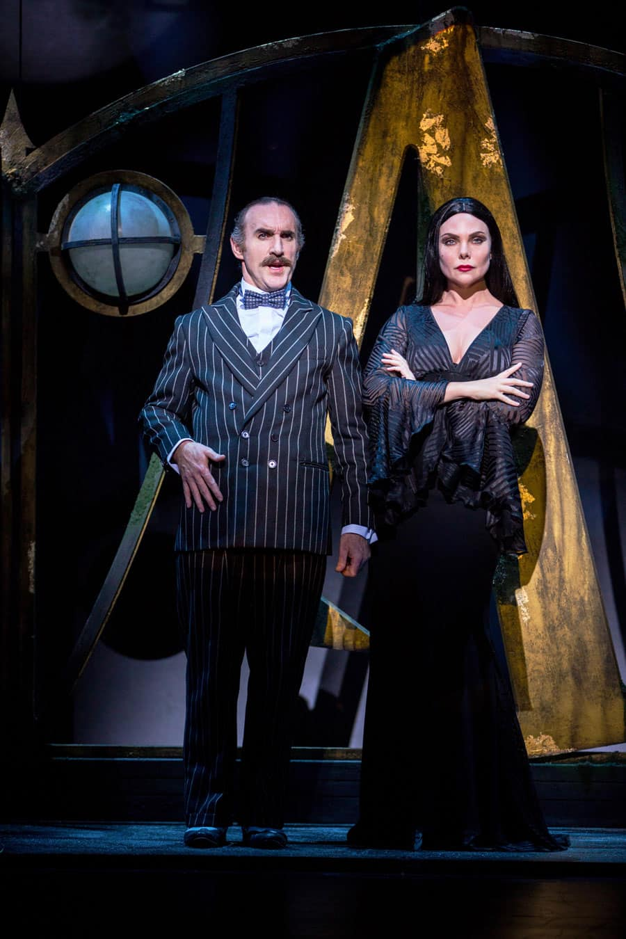 The Addams Family UK Tour