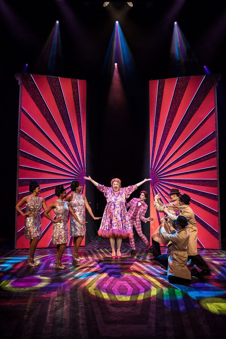 Hairspray musical UK tour tickets