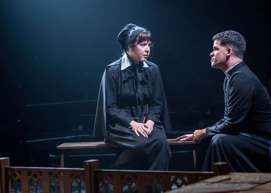Doubt A Parable Review at Southwark Playhouse