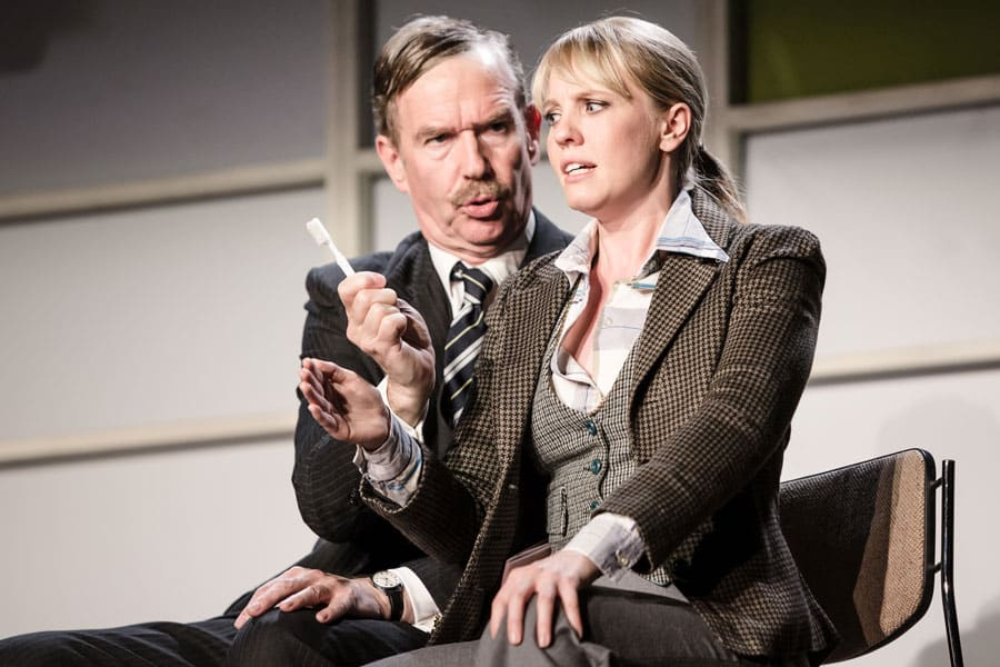 The Knowledge at Charing Cross Theatre