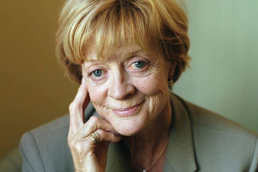 Dame Maggie Smith at Orange Tree Theatre
