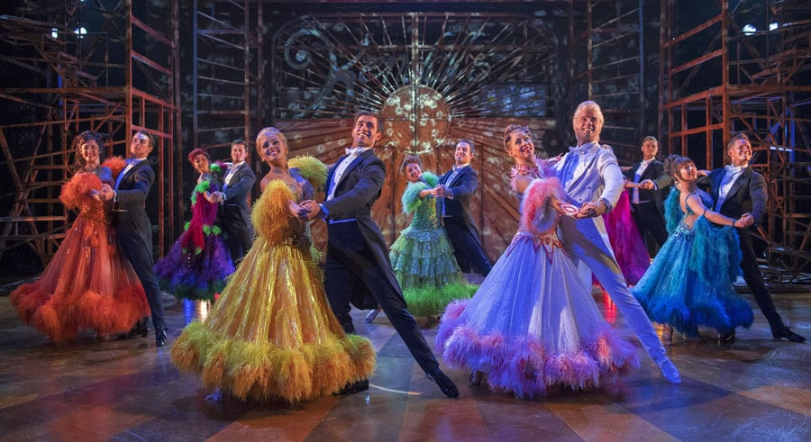 Strictly Ballroom to open at London's Picadilly Theatre