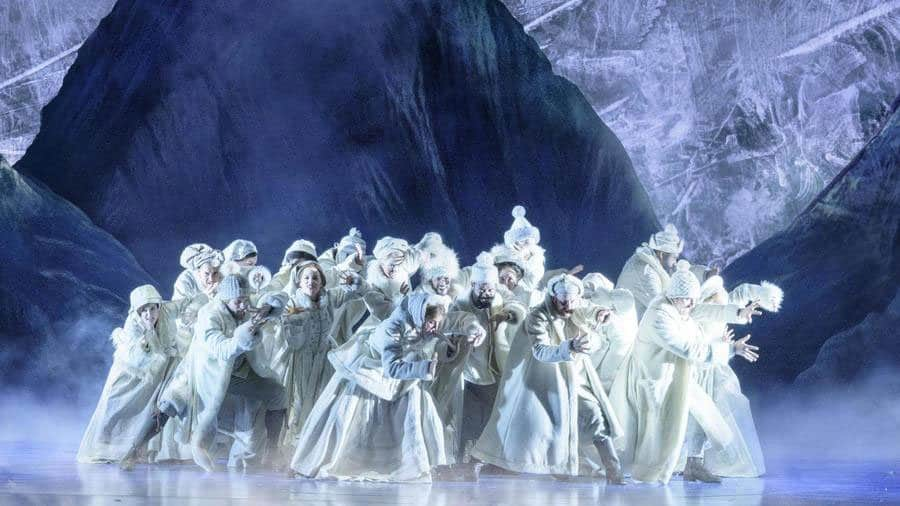 Disney Theatricals presents Frozen in Denver pre Broadway