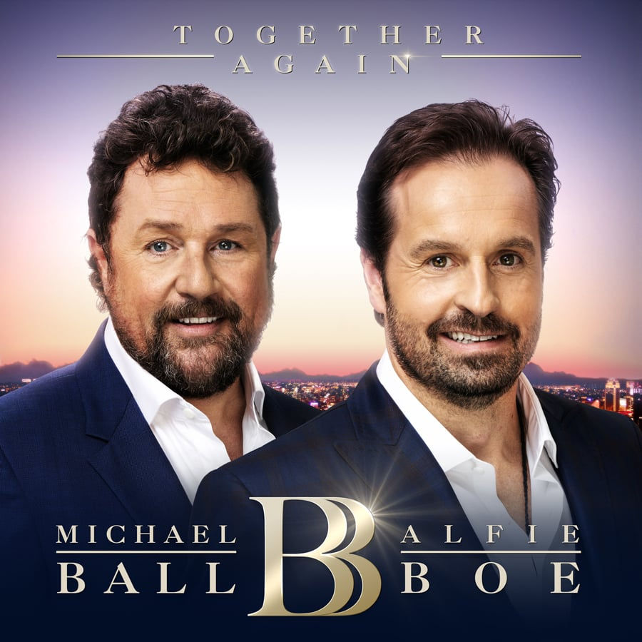 Alfie Boe and Micainhael Ball Together Ag