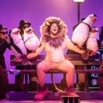 Madagascar musical tour tickets