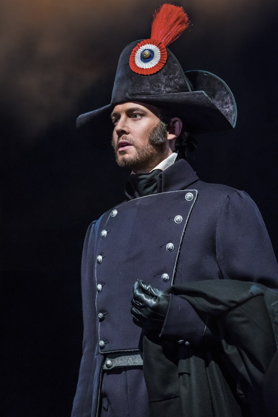David Thaxton returns to the role of Javert in January 2018
