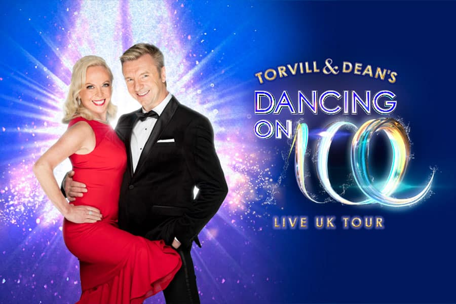 Dancing On Ice UK Tour 2018 with Torvill and Dean