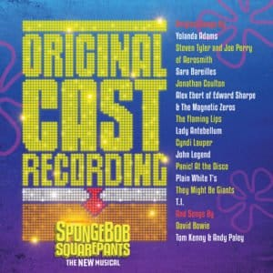SpongeBob SquarePants the musical cast recording review