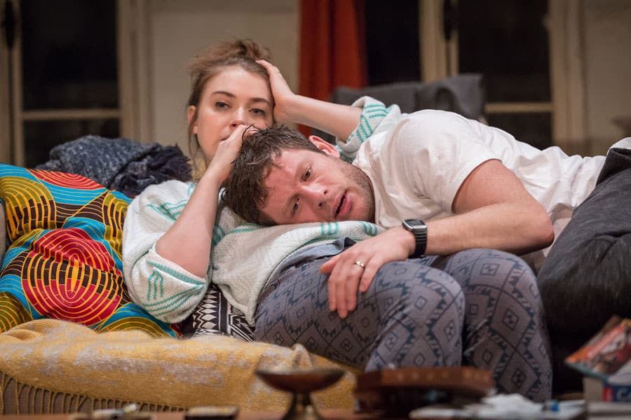 Belleville Donmar Warehouse Review