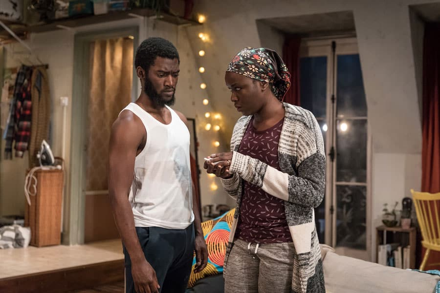 Belleville Review Donmar Warehouse