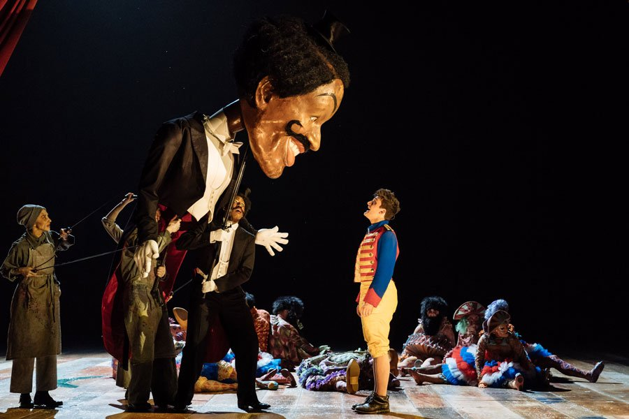 REVIEW: Pinocchio, National Theatre