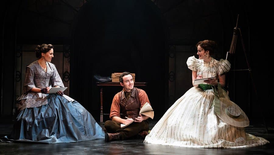 The Woman In White at Charing Cross Theatre