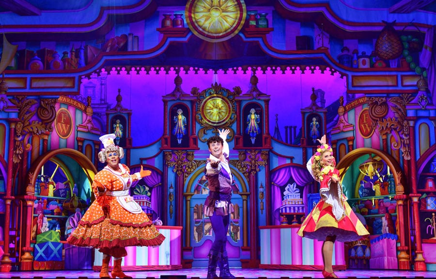 Dick Whittington London Palladium review