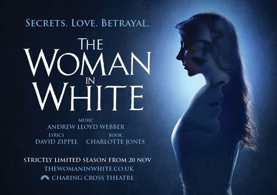 Andrew Lloyd Webber The Woman In White Tickets
