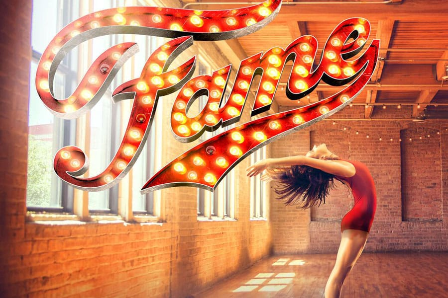 Fame the musical UK Tour