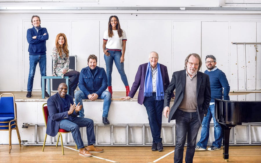 Casting announced for Chess the musical at the London Coliseum
