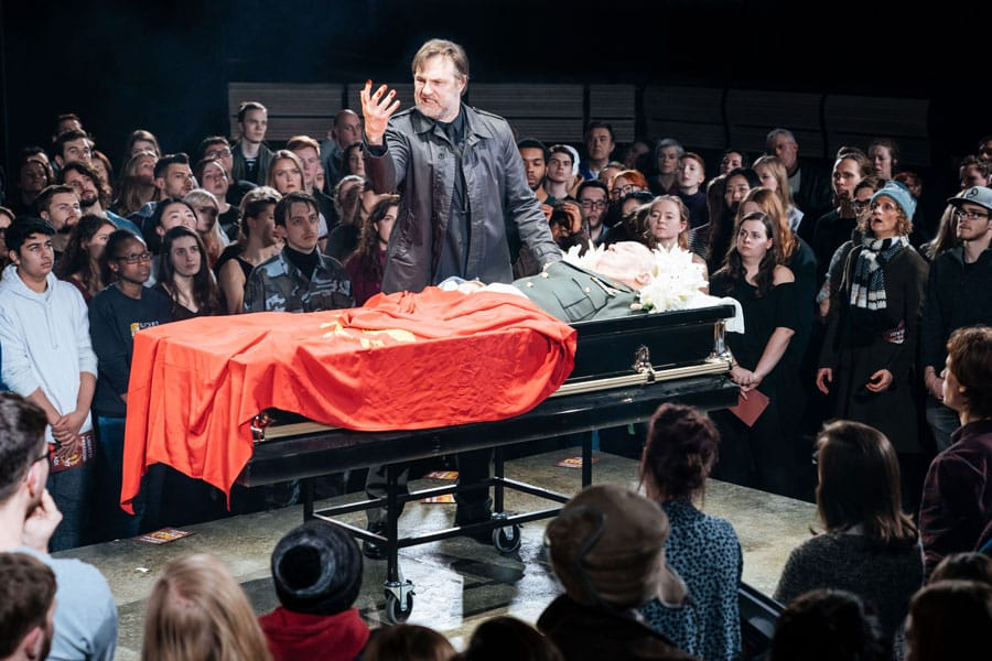 Julius Caesar at Bridge Theatre