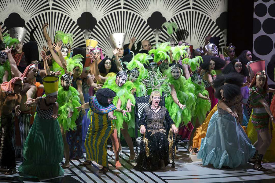 The Pearls Of Cleopatra at Komische Oper Berlin