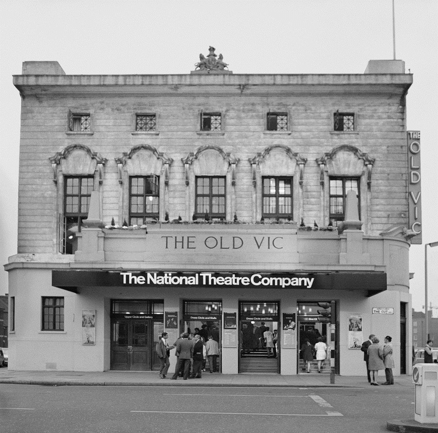 National Theatre at the Old Vic Theatre Exhibition