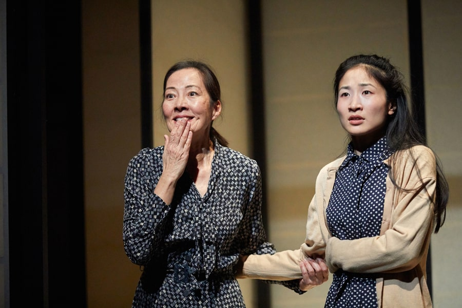 The Great Wave Review National Theatre