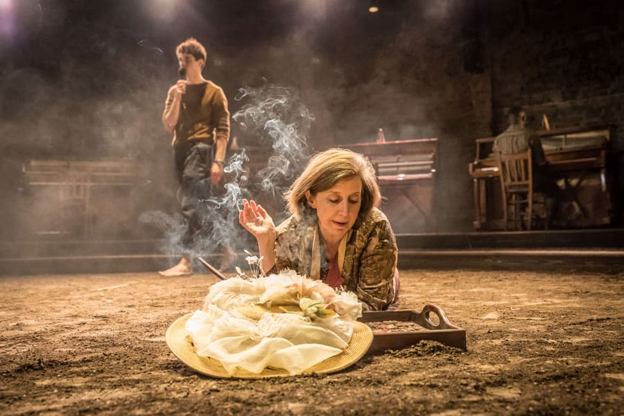 Summer and Smoke Review Almeida Theatre