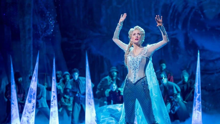 Book tickets for Frozen On Broadway