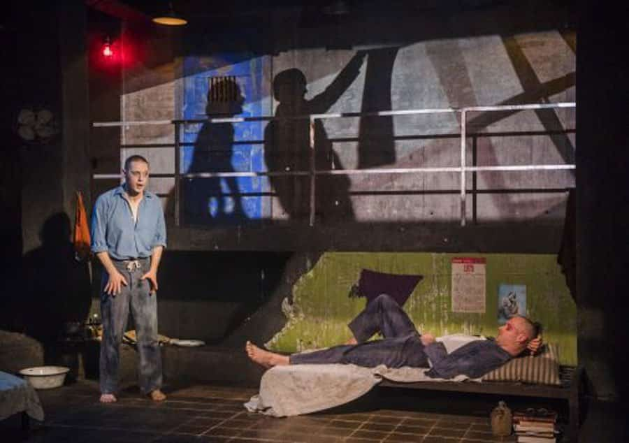 Kiss Of The Spider Woman Menier Chocolate Factory Review