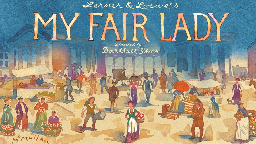 My Fair Lady Lincoln Centre Broadway